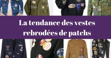 Wayome upcycling la tendance des vestes rebrodées de patchs image une