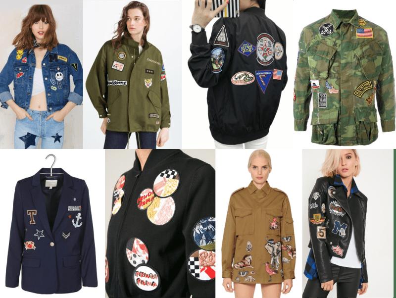 Wayome upcycling la tendance des vestes rebrodées de patchs inspirations mode