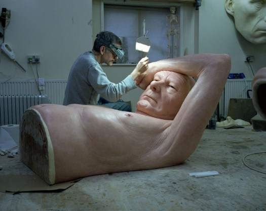 Ron Mueck - Sculpture, mixed materials 2