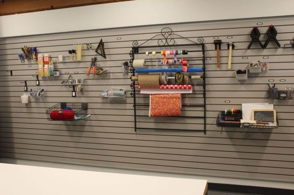 The Crafts Wall