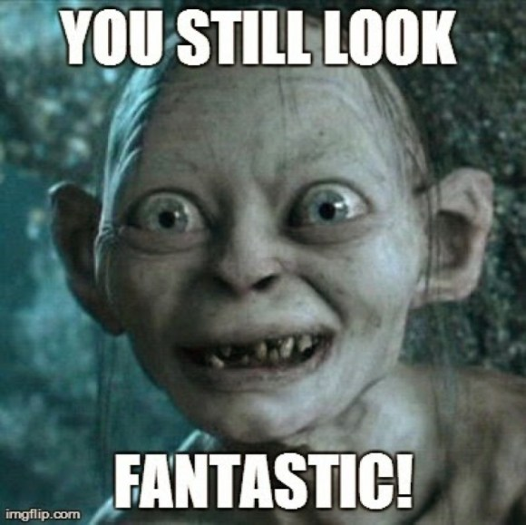 Ideal Lookfantasticsmeagol Using Funny Birthday Memes For Sister - Birthday Memes