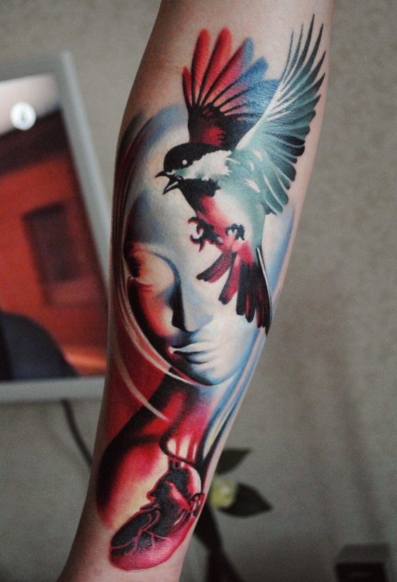 Arm Tattoos 8