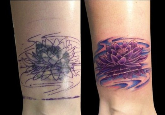 Coverup tattoo 13