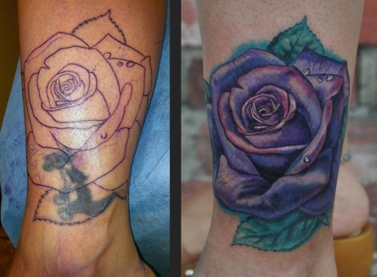 Coverup tattoo 15