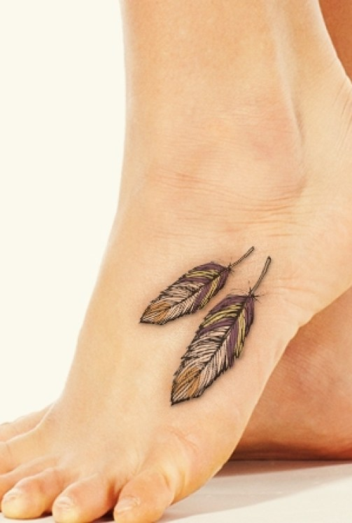Feather Tattoos11