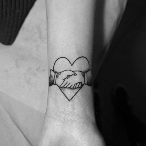 Heart Tattoos 12