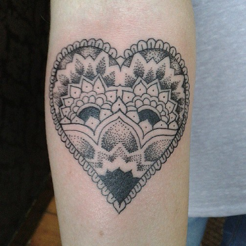 Heart Tattoos 13
