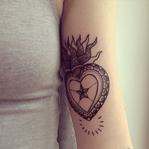 Heart Tattoos 6