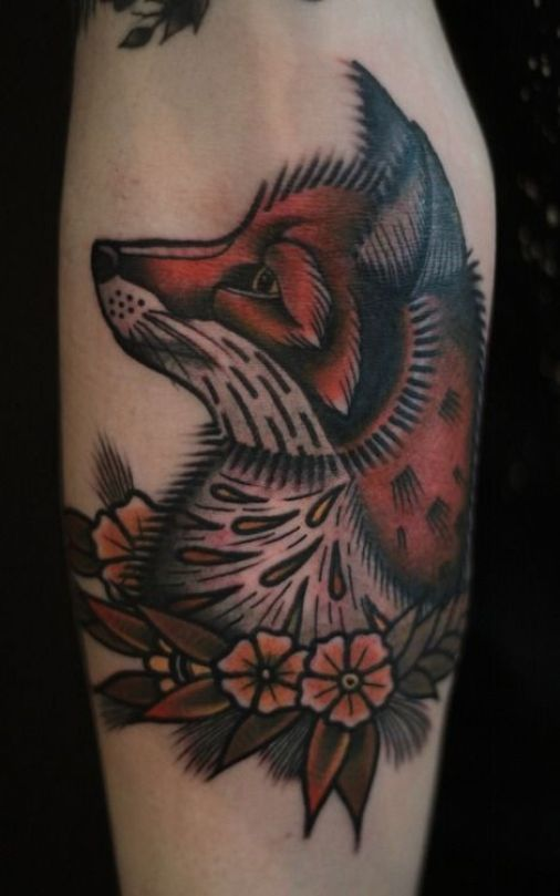 Traditional tattoos8