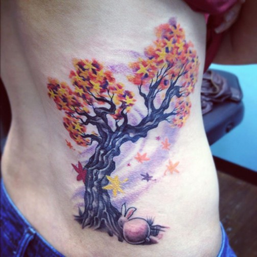 Tree Tattoos 8