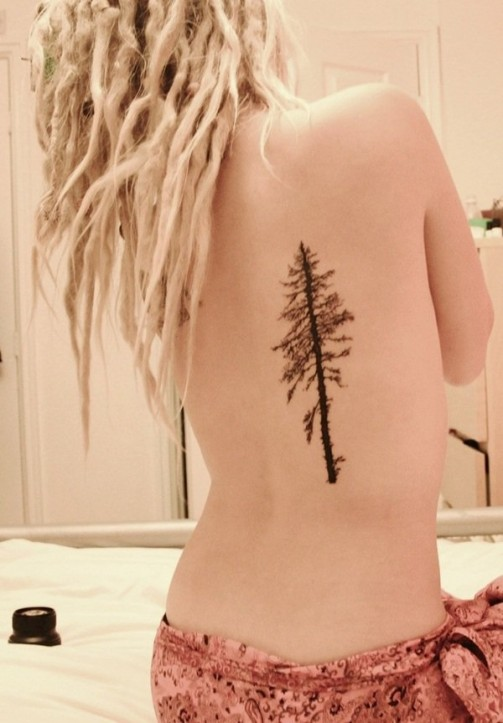 tree tattoo 20