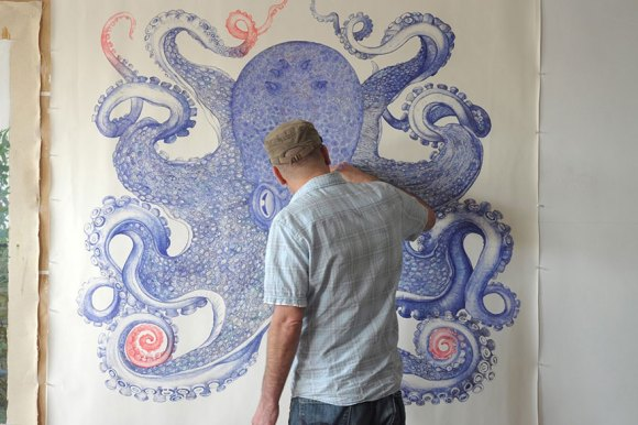 ballpoint-pen-drawing-octopus-raymond-cicin-1