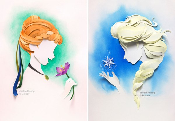 Anna And Elsa, Frozen