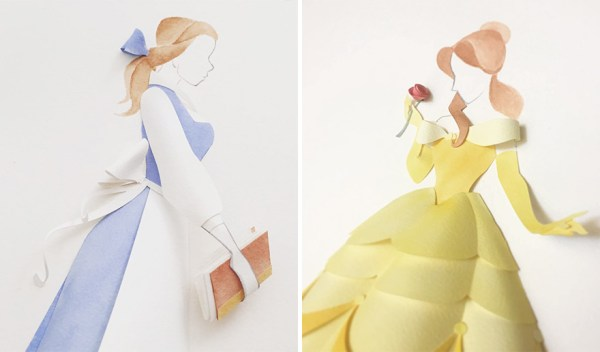 Belle, Beauty And The Beast