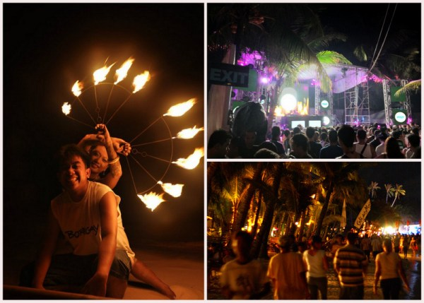 Party Hopping Boracay