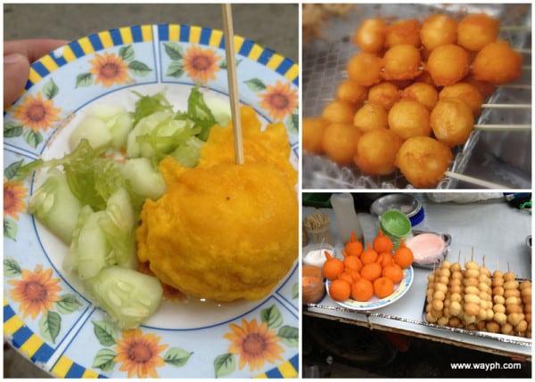 Kwek Kwek Pinoy Street Food