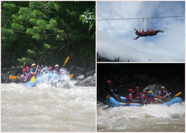 Davao Adrenaline Tour Package