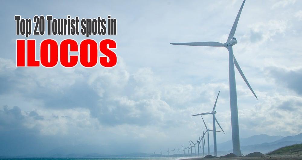 Top 20 Tourist Spots In Ilocos Region Updated