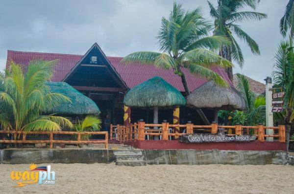 Casa victoria Beach resort