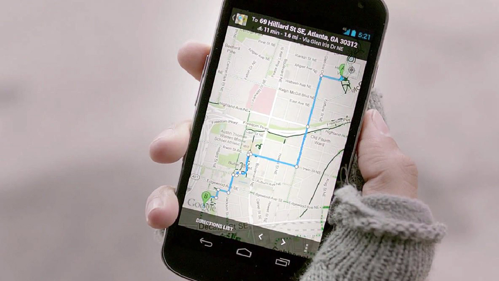 google-maps-android-sign