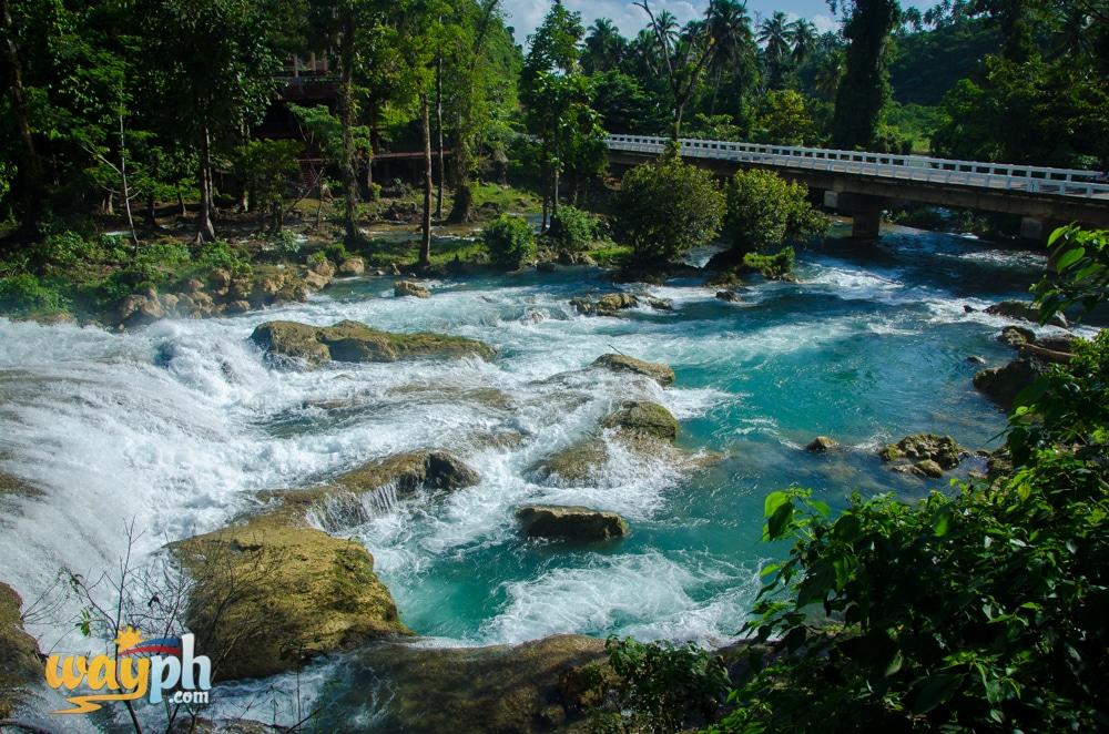 The New Aliwagwag Falls Eco Park In Cateel Davao Oriental