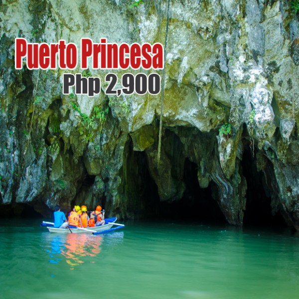 Puerto Princesa Tour Package starts at Php 2,500/pax ...
