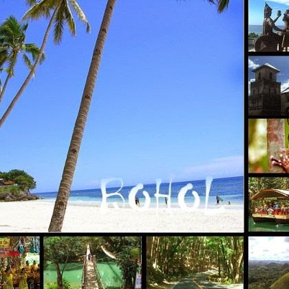 Travel-Bohol