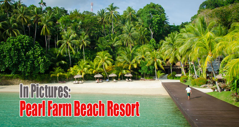 In Pictures Pearl Farm Beach Resort In Samal Island