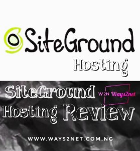 Siteground Review 2021