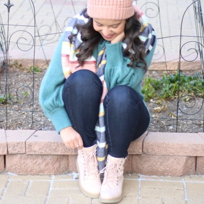 HOW TO STYLE COMBAT BOOTS – PART 1