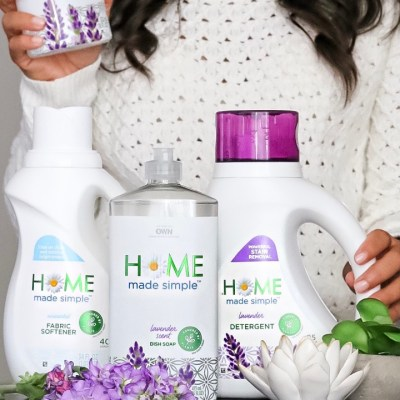 Why we made the switch to plant-based cleaning & laundry products