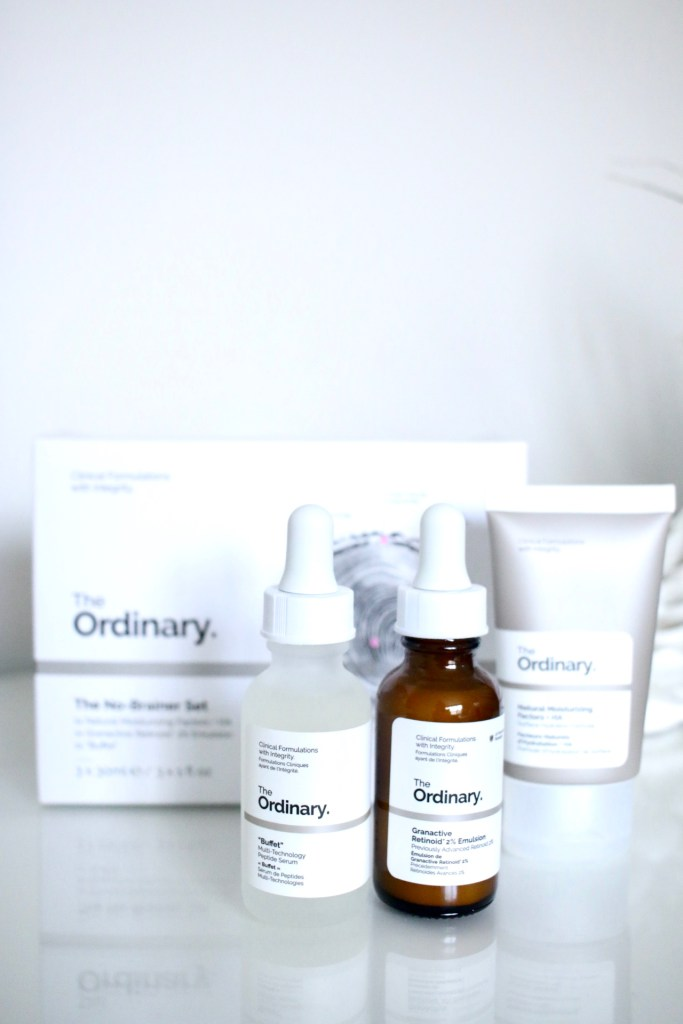 The Ordinary ethical and sustainable brand. Great products if you are on a budget