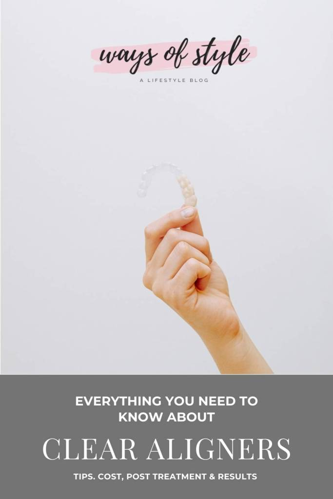 Pinterest Image. How much do clear aligners cost? Everything you need to know about clear aligners