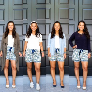 4 looks styling Pajamas as Daywear