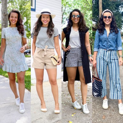 how to create your own summer capsule wardrobe