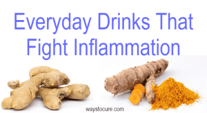 Fight Inflammation Drinks