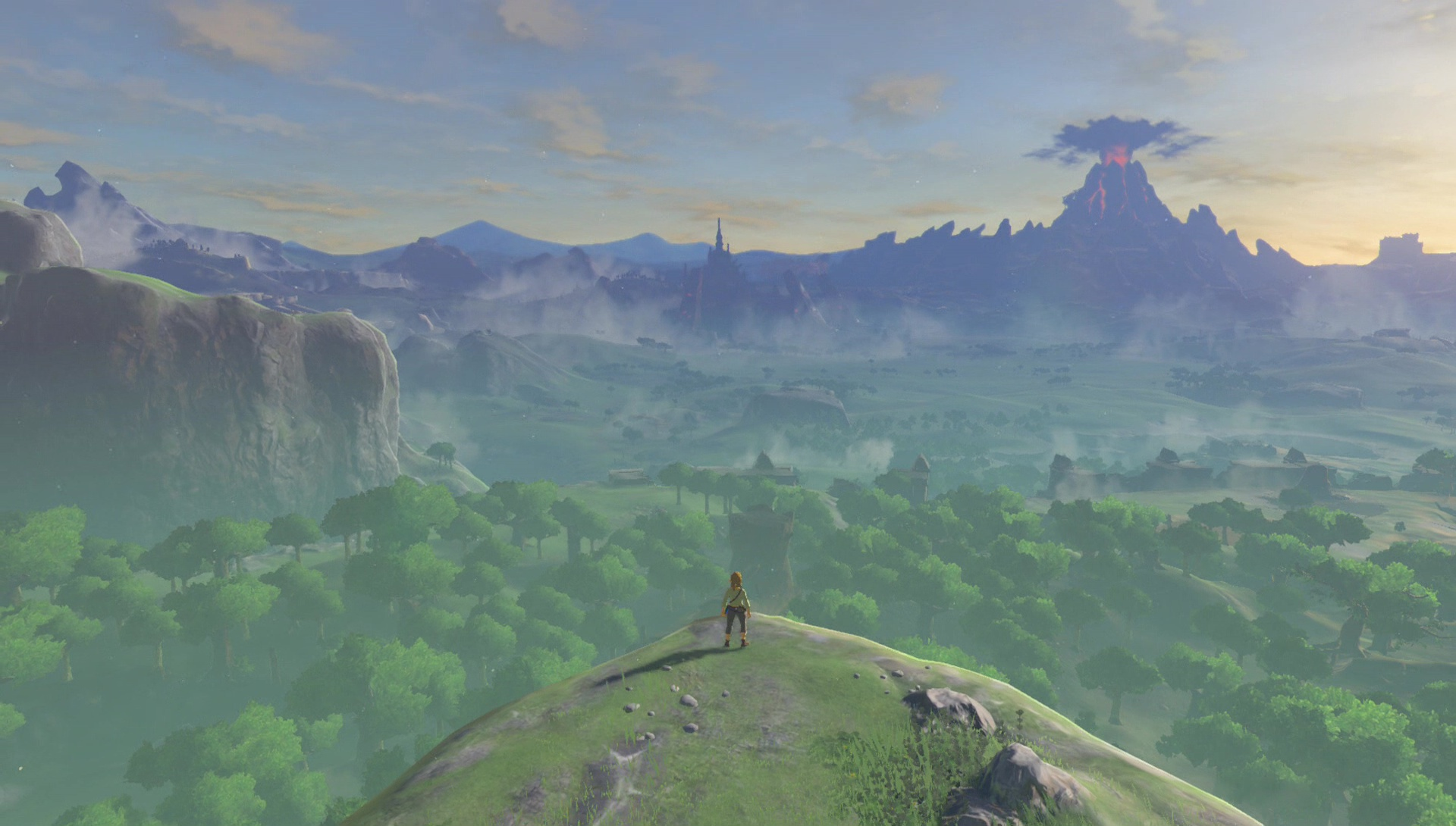 Review - The Legend Of Zelda Breath Of The Wild (Wii U)