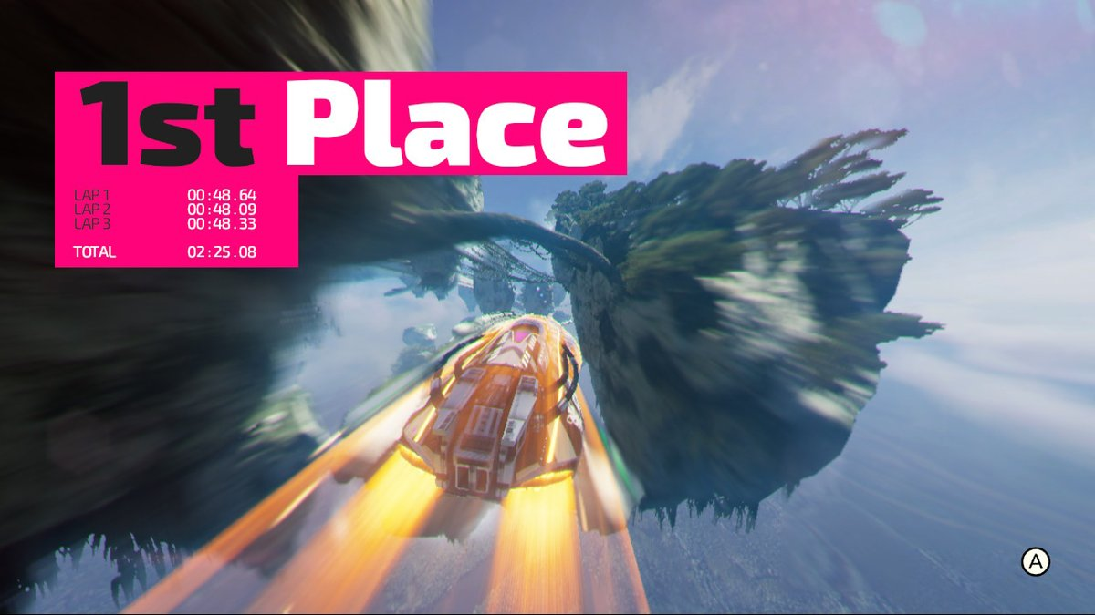 Review - Fast RMX (Switch)