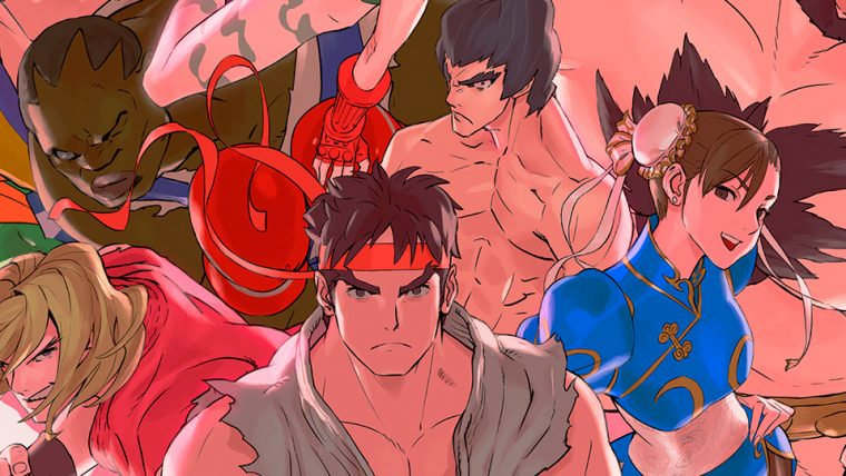 Review - Ultra Street Fighter II: The Final Challengers (Switch)
