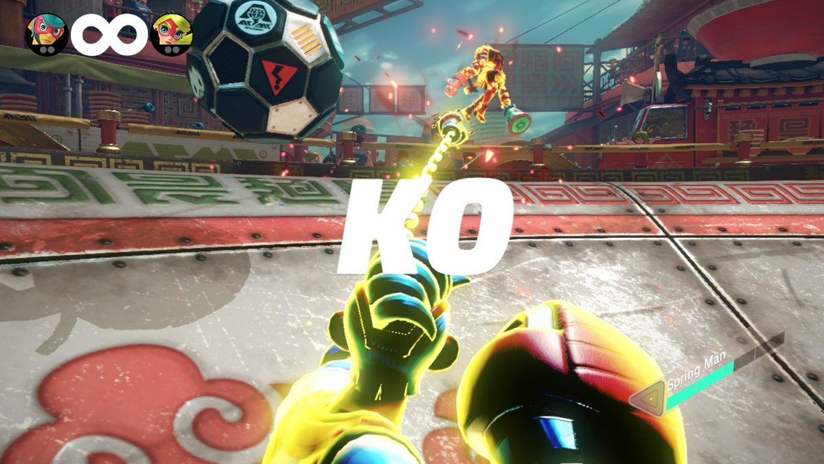 Review - Arms (Switch)