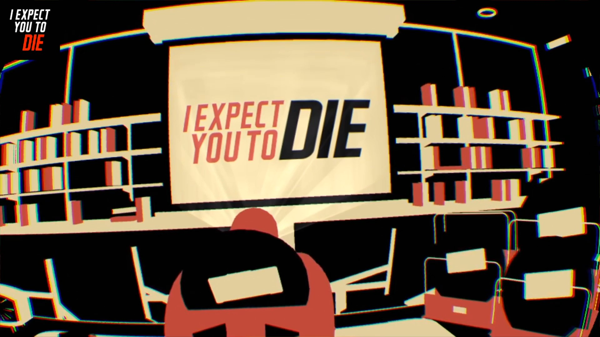 Review - I Expect You To Die (PSVR)