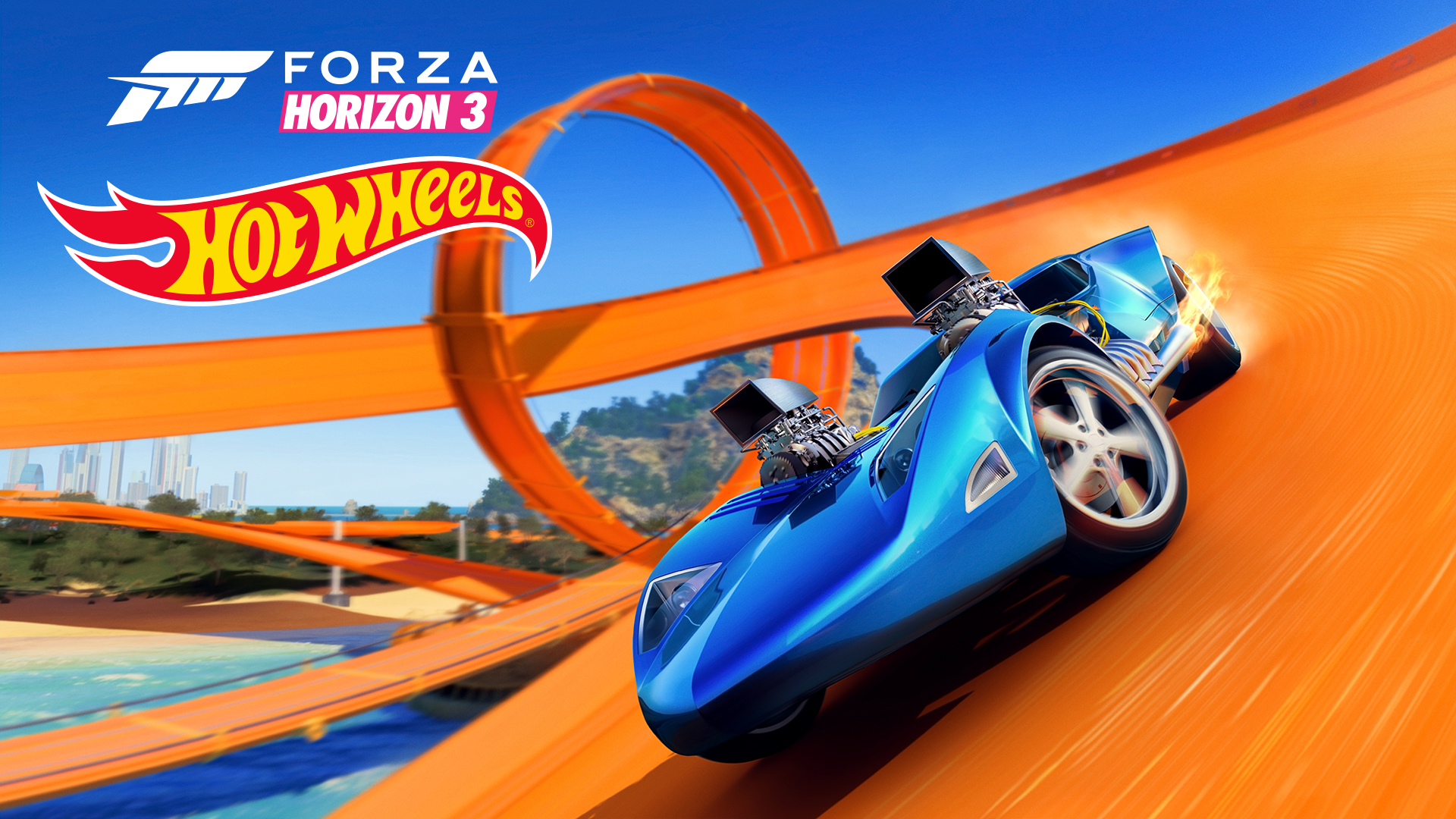 DLC Review - Forza Horizon 3: Hot Wheels (Xbox One)