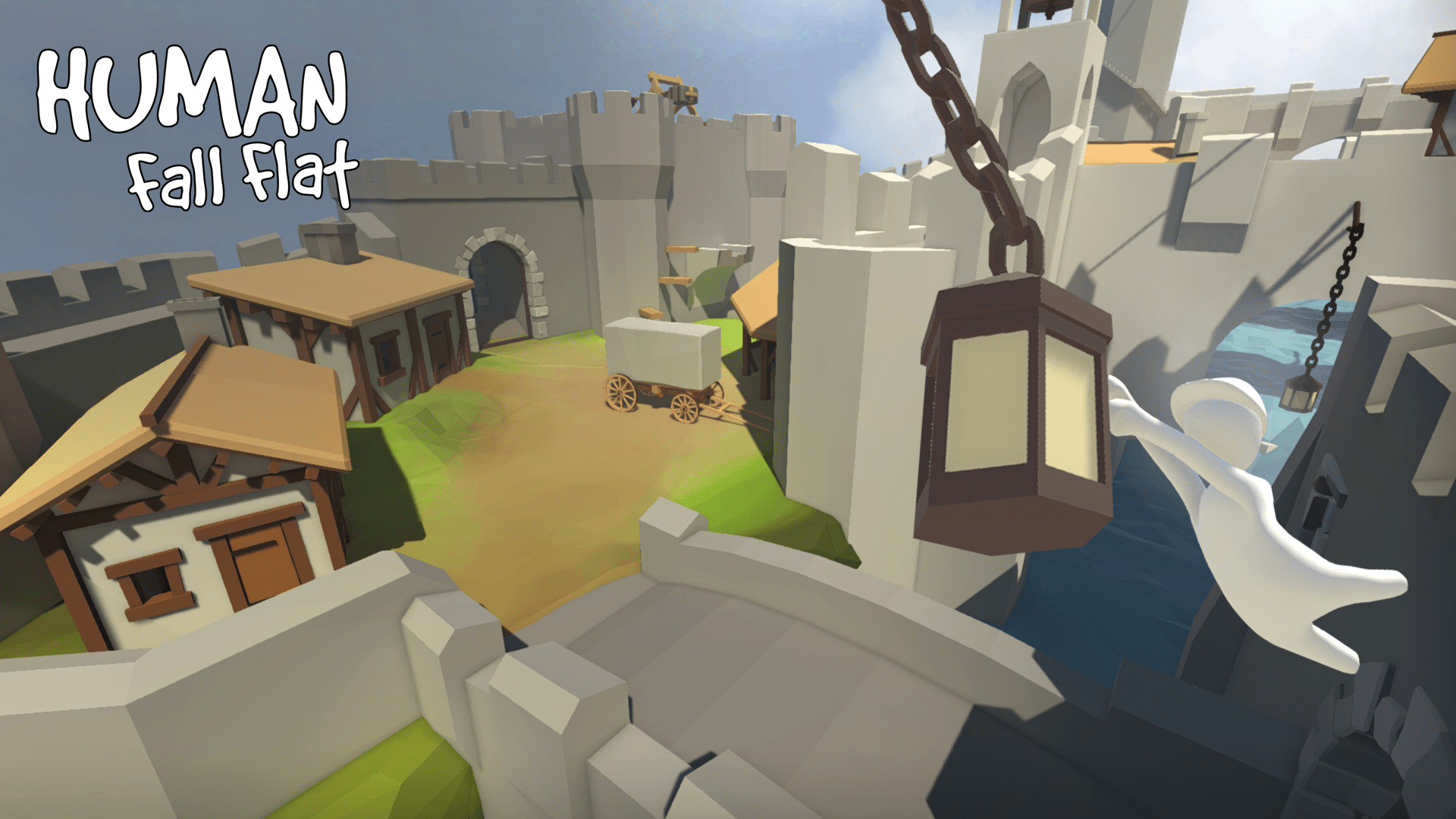 Review - Human: Fall Flat (Xbox One)
