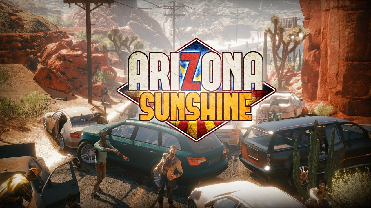 Review - Arizona Sunshine (PSVR)