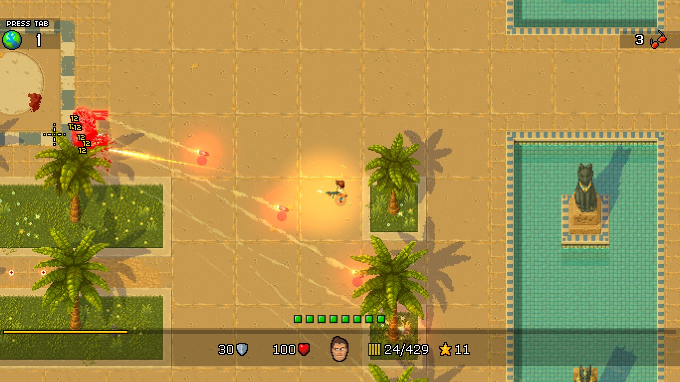 Review - Serious Sam's Bogus Detour (PC)