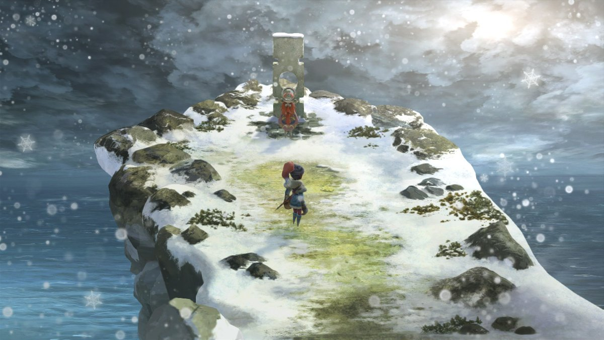 Review - I Am Setsuna (Switch)