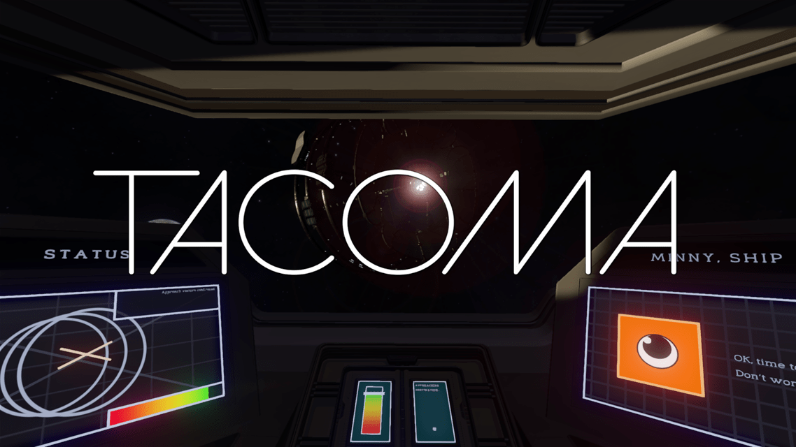 Review - Tacoma (Xbox One)