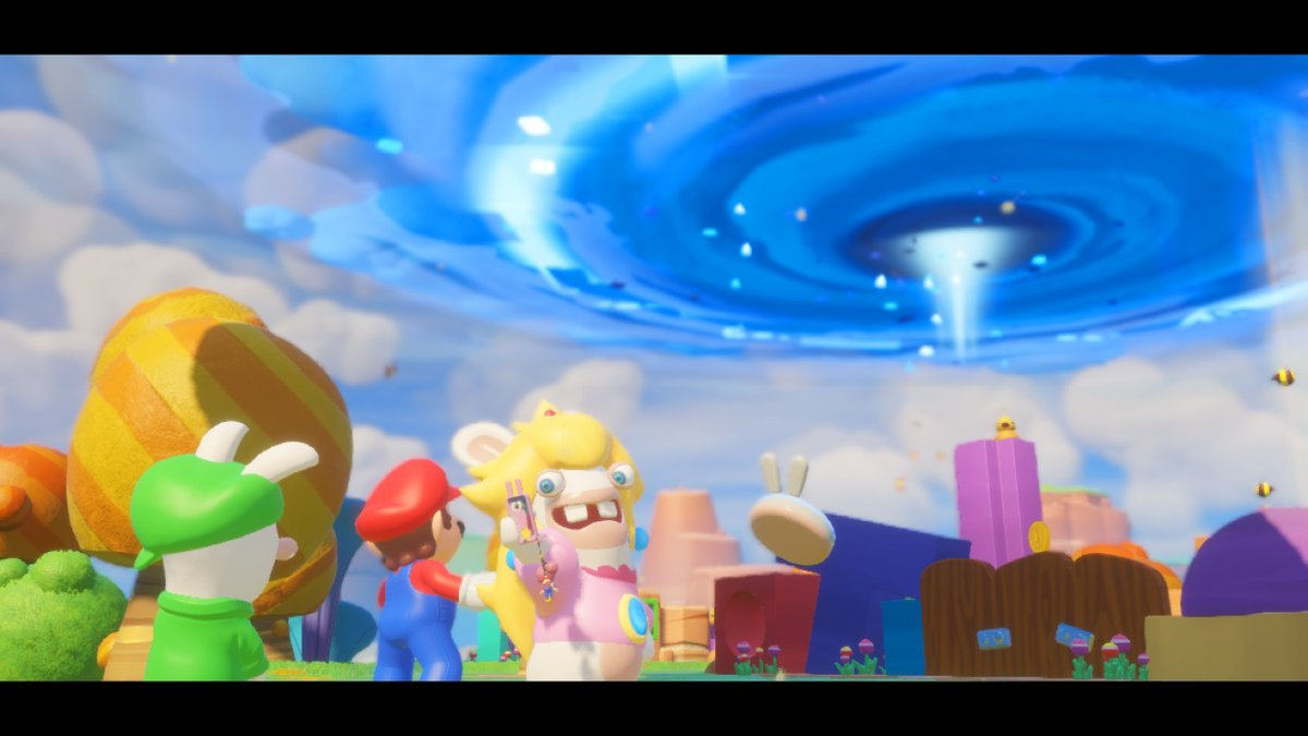 Review - Mario + Rabbids Kingdom Battle (Switch)