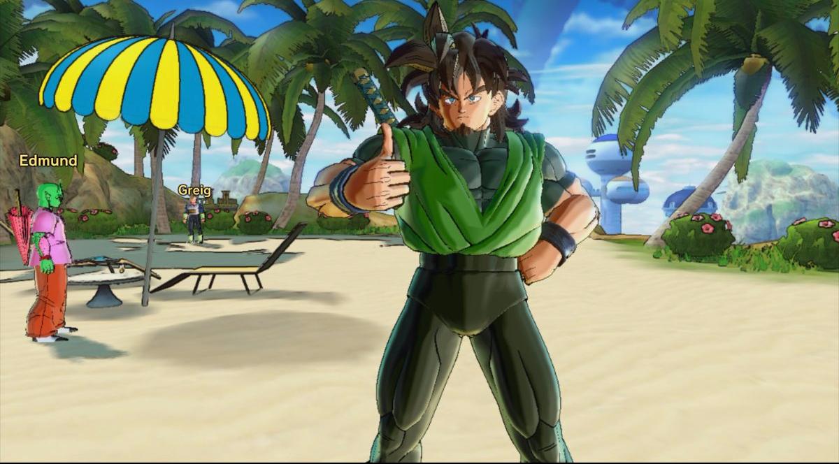 Review - Dragon Ball Xenoverse 2 (Switch)