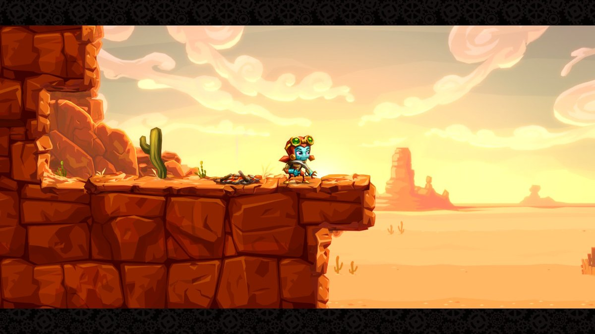 Review - Steamworld Dig 2 (Switch)
